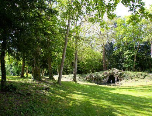 Des jardins à l'anglaise